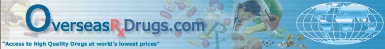OverseasRxDrugs.com Review - In our site you will find out all the information you need, Overseas Rx Drugs com, Overseas Rx, Overseas Drugs, Pharmacy, Online Pharmacy, Buy Drugs Online, Generic Medications, Prescription, Testimonials, Your most preferred source for prescription drugs Overseas Rx Drugs Com Looking for an online prescription pharmacy? Learn about overseas pharmacy, their prices and quality. They carry more than 10,000 prescription medicines manufactured at world class manufacturing plants and dispensed by licensed pharmacists precisely according to your doctor's prescription at overseas pharmacy, OverseasRxDrugs provides top-quality brand name and generic drugs that are exact duplicates of the brand name drugs upon which they are based, 95% savings drugs.